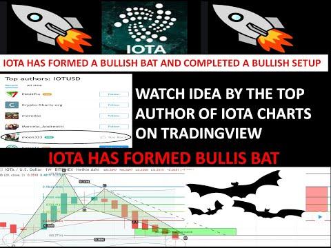 IOTA Has Formed Bullish BAT For A Big Profit Rally| Trade Idea By The Top Author Of IOTA Tradingview