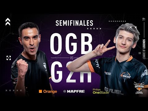 ORIGEN BCN vs G2 HERETICS | Superliga Orange League of Legends | (Partido 2) Semifinales PLAYOFFS |