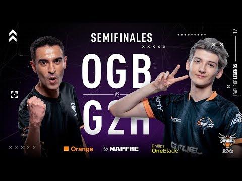 ORIGEN BCN vs G2 HERETICS | Superliga Orange League of Legends | (Partido 1) Semifinales PLAYOFFS |