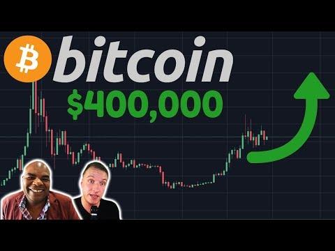 BITCOIN TO $400,000 IN THE FINANCIAL CRISIS!! | Davincij15 & MMCrypto Bitcoin Price Prediction