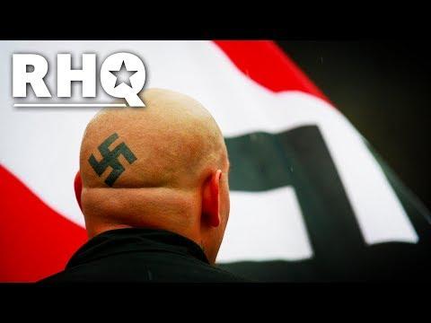 Pro-Trump Neo-Nazi ARRESTED