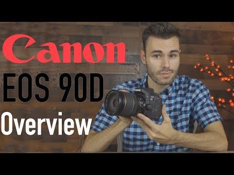 Canon EOS 90D Specs Review