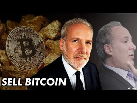 Why Peter Schiff Loves Gold and Hates Bitcoin [Gold vs Bitcoin]