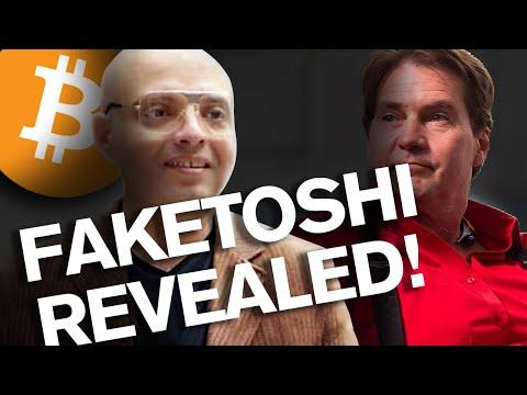 Satoshi Nakamoto Revealed!! Or Just Another Faketoshi??