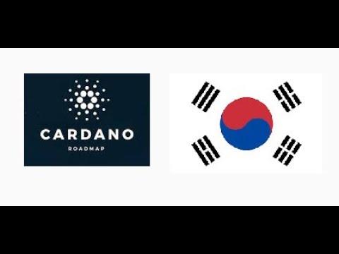 Cardano(ADA)'s Emurgo signs MOU's with South Korea Government approved trade associations