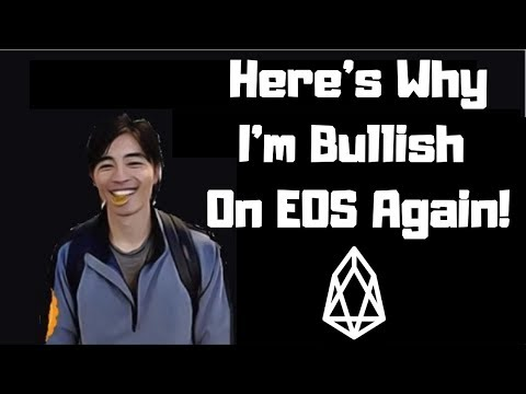 I've Changed My Mind   Here's Why I'm BULLISH On EOS Again!