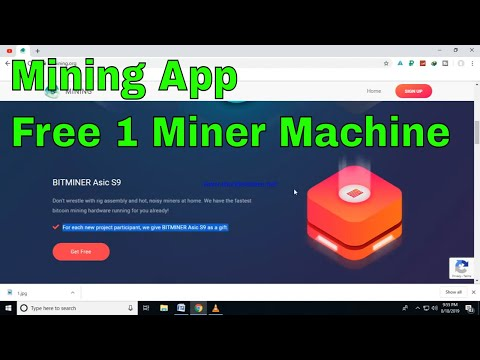 New Bitcoin Mining App Free 1 Miner Machine-Earn Bitcoin With Ads Surfing- Mobile Bitcoin-Youtube