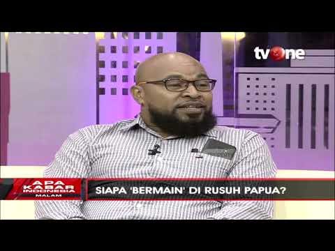 Direktur Eksekutif Papuan Center: Ketika Berbicara Papua Ada Harta, Martabat dan Nyawa