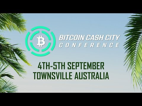 Bitcoin Cash City Conference 2019 – Trailer