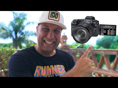 Canon EOS R – Why are YouTubers switching back to the EOS R?