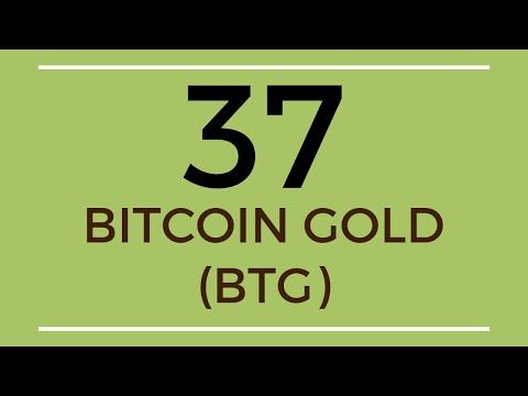 Bitcoin Gold BTG Technical Analysis (22 Aug 2019)