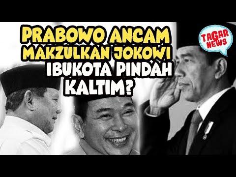 Prabowo Ingin Gulingkan Jokowi, Ada Apa dengan Kaltim?
