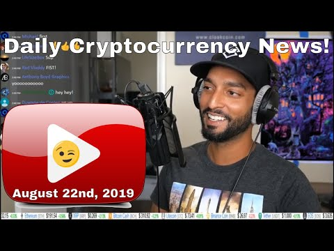 Government Noose On Crypto Tightening: The Good & The Bad | Daily Cryptocurrency News August 22 2019