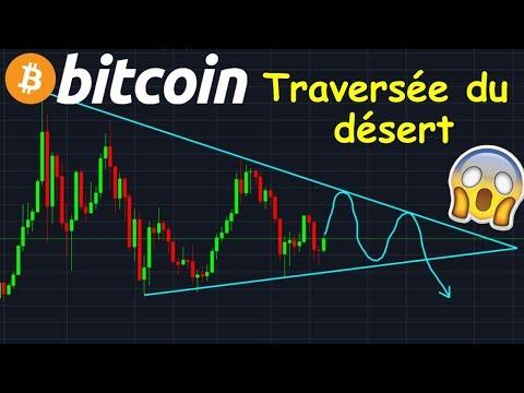 BITCOIN TRAVERSÉE DU DÉSERT !? btc analyse technique crypto monnaie