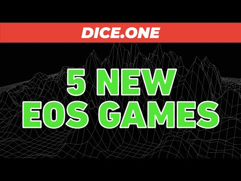 5 New EOS Games!