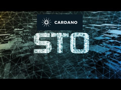 Cardano – Security Token Offering (STO) Philosophy for Launch