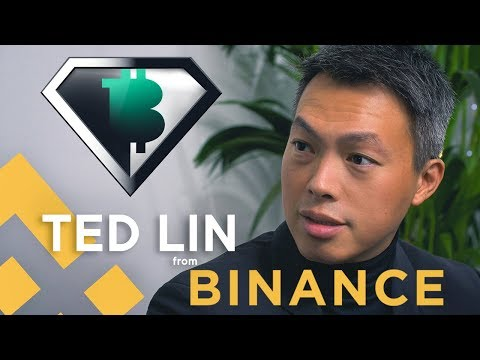"Ted Lin – Binance: ""Decentralised Exchanges, BNB coin & Wash Trading"""