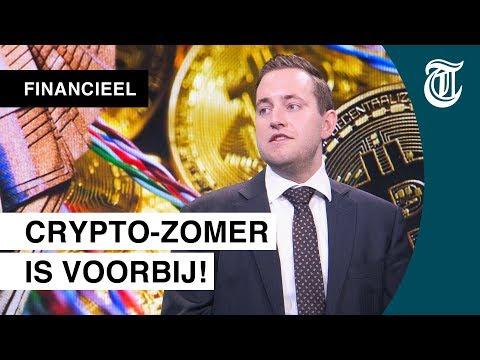 'Lastig om patroon te vinden in Bitcoin-koers' – CRYPTO-UPDATE