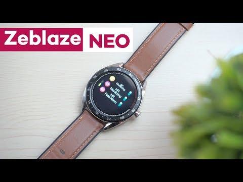 Smartwatch MURAH Desain MEVVAH – Zeblaze NEO
