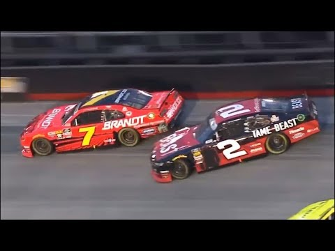 2019 NXS: Food City 300 – Reddick spins / Call by PRN