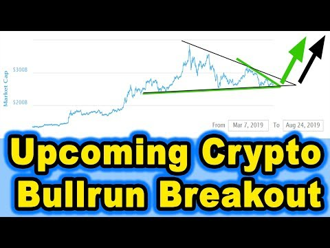 Crypto Bullrun Breakout Imminent + Why I am in Crypto