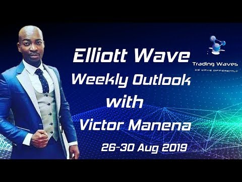 Elliott Wave Forex and Crypto Weekly Outlook 26-30  Aug 2019