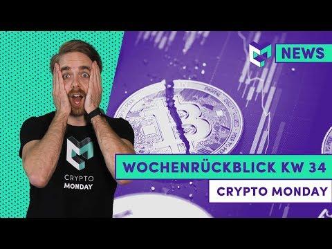 KW 34: Bitcoin Kurs 10 USD & XRP Kurs 4229 USD?   Satoshi Enthüllung   Plus Token Scam  IOTA News