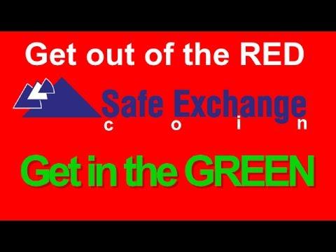 Safe Exchange Coin (SEC – SAFEX) July's Top Pick
