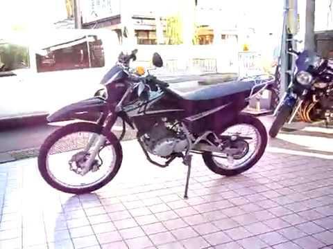 YAMAHA XTZ125 XTZ ヤマハ・XTZ125