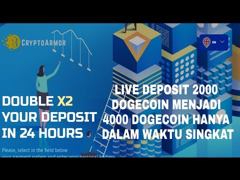 🔴 LIVE | 2000 DOGE JADI 4000 DOGE | PROFIT BUAT GIVEAWAY