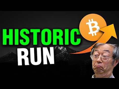 'Nakamoto Shock' Triggering a Historic Bitcoin Rally