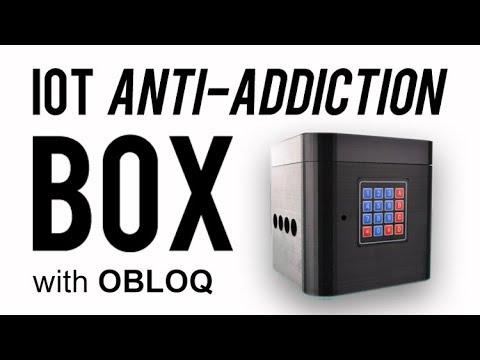 Make an IOT Anti-addiction Box with OBLOQ
