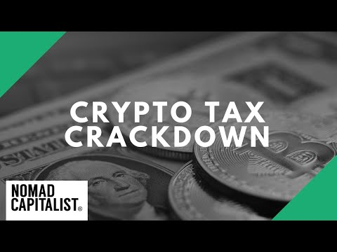 Crypto Investors: The Tax Man Cometh