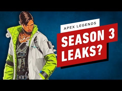 Apex Legends' Crypto Leaked?