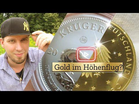 Realtalk: 😱 Gold legt eine unglaubliche Performance hin? | Mein Vergleich von Bitcoin zu Gold! 😱