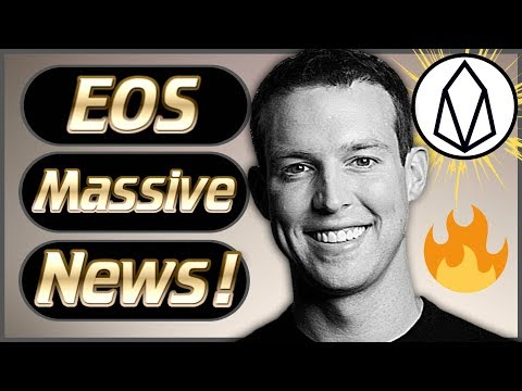 EOS News Weekly #35 – To Much News! – Brendan & Dan Are Back! – New Airdrops! – New Projects & More!