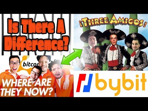 Bybit & BitMEX Promoters (The Moon, Crypto Zombie, Sunny Decree) – Same as Bitconnect???