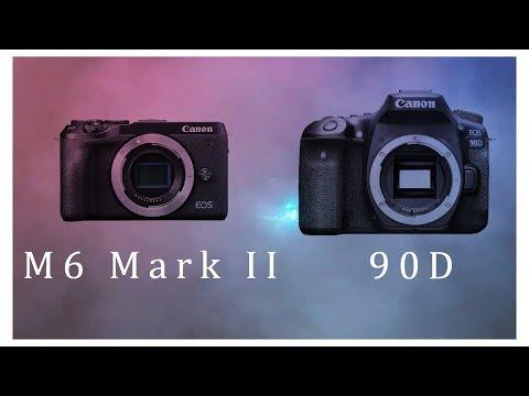 Canon EOS 90D ve M6 Mark II Duyruldu!!!