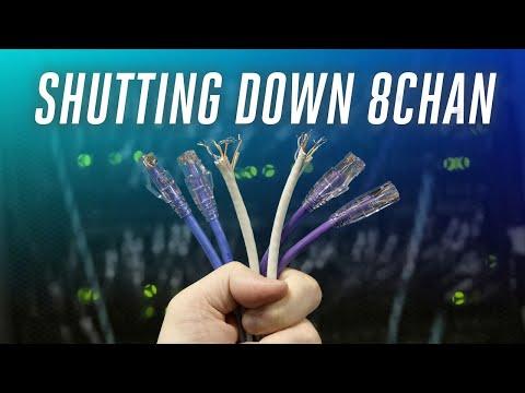 How to shut down a website