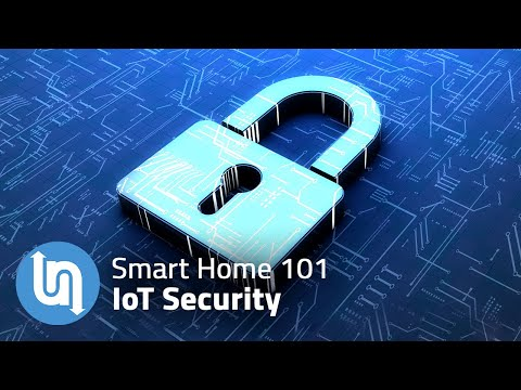 Smart Home For Beginners – IoT Security