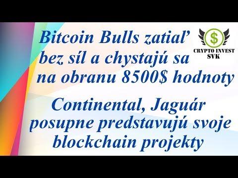 Crypto a blockchain adopcia..