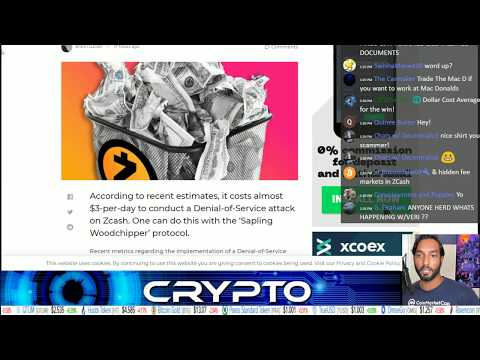 Zcash & Hashgraph Vulnerabilities | Top Contrarian Trader Suggests BTC Is Going Higher | Much More!