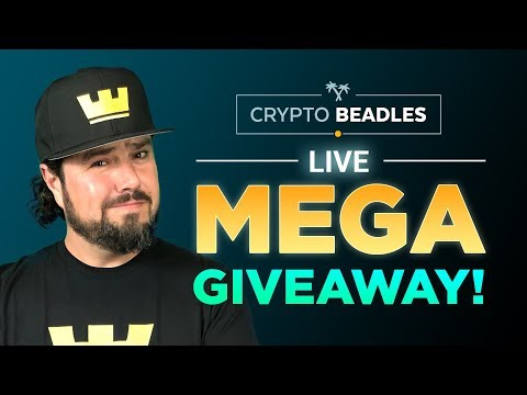 MEGA GIVEAWAY! $800 Bitcoin Cash, 2 Antminer S9, 17,000 Monarch Tokens, Crypto and Blockchain AMA