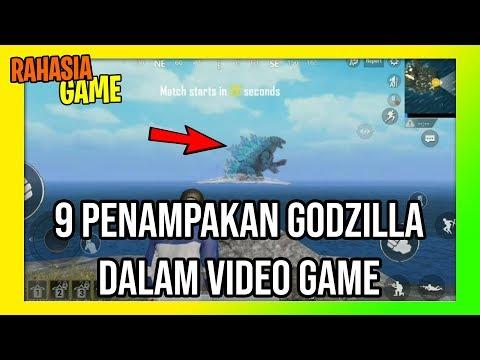 9 Penampakan Godzilla Dalam Video Game   Ada juga di PUBG dan Fortnite