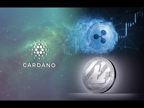 Cardano Founder Flips On Troll; Litecoin Founder on DASH; 1 Billion XRP Unlocked; Twitter CEO Hacked