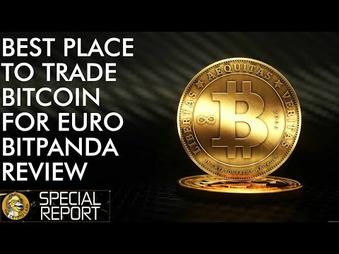 BEST Place To Trade Bitcoin & Crypto for Euros – Bitpanda Global Exchange