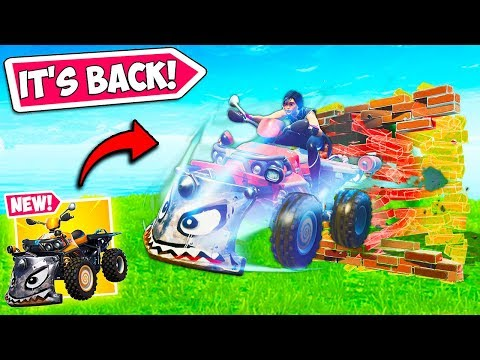 *NEW* QUADCRASHERS ARE BACK!! – Fortnite Funny Fails and WTF Moments! #668