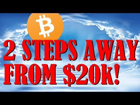 BITCOIN: 2 STEPS AWAY FROM $20k! -AMAZON'S SECRET CRYPTO! -BINANCE BAN PUMP! -SOON: ETF WORK AROUND!
