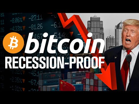 Next Recession to DESTROY Millennials! Bitcoin Fights Back & Secures Your Wealth!