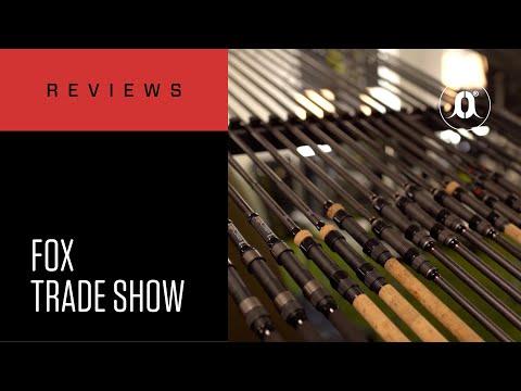 CARPologyTV | Fox Trade Show 2019 | Explorer Rods, EOS 10,000 Pro Reel, Micron MX & M alarms & more